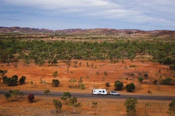 Australie : L'outback du Queensland