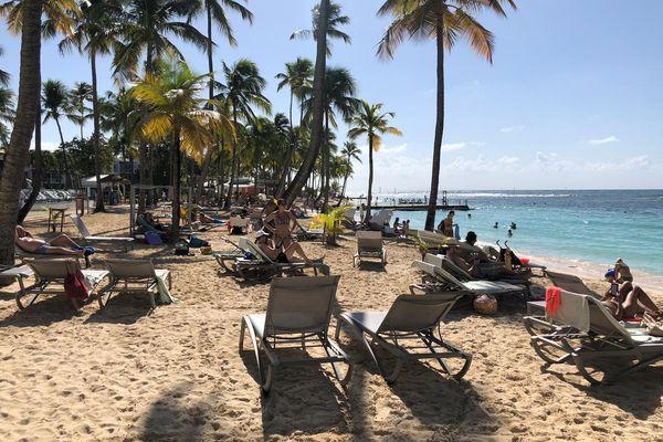 Plage de Guadeloupe - Tourisme