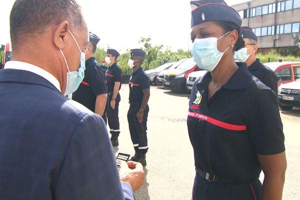 Chantal Grand Bois promue lieutenant-colonel