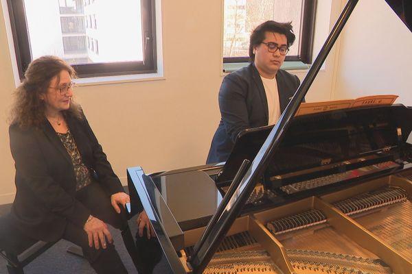 Viriamu, un pianiste talentueux à la conquête de Londres