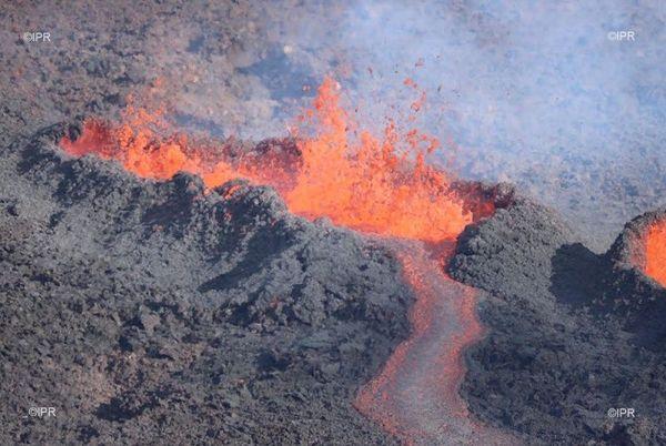 Eruption juillet 2019