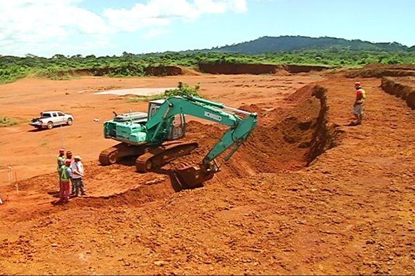 Formation conducteur d'engins sur une mine