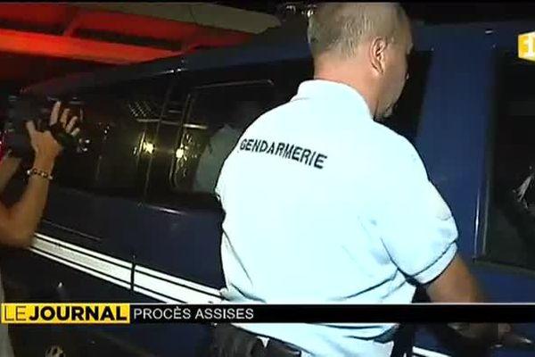 Le meurtrier présumé du touriste Stéphane Ramin aux Assises