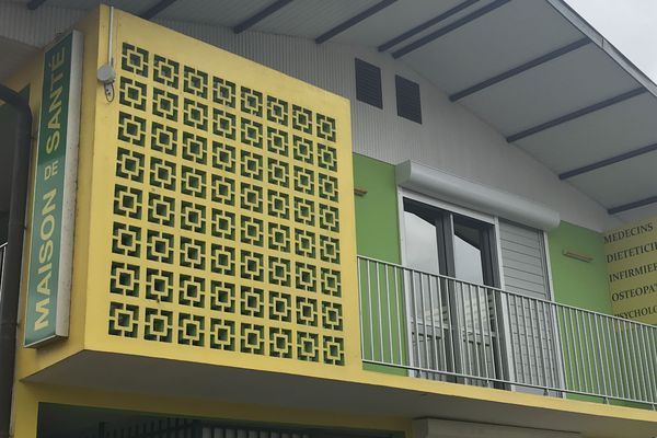 La maison de santé de Matoury