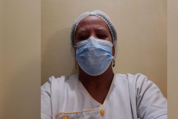 Charlotte Joseph, aide soignante dans le 92