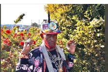 Lee 'Scratch' Perry producteur de musique emblématique de la Jamaïque.