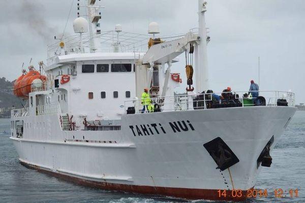 le tahiti nui départ pour makemo