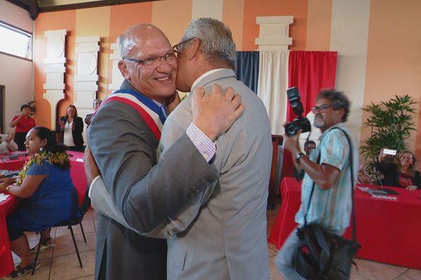 Mont-Dore Election Eddie Lecourieux