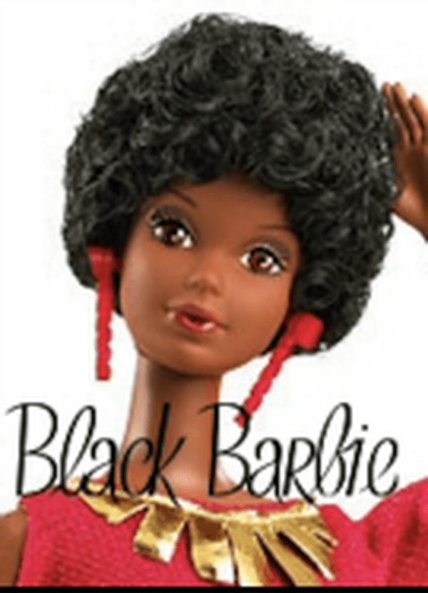 1979 : la première Barbie noire a les cheveux crépus