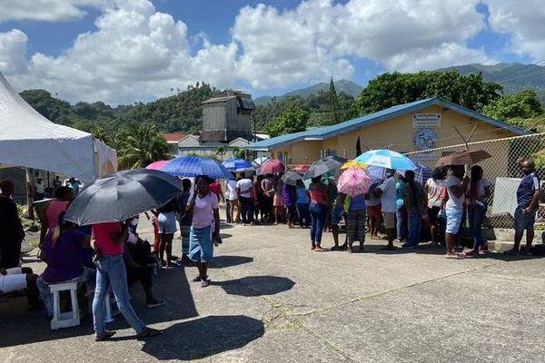 St. Vincent et les Grenadines élections