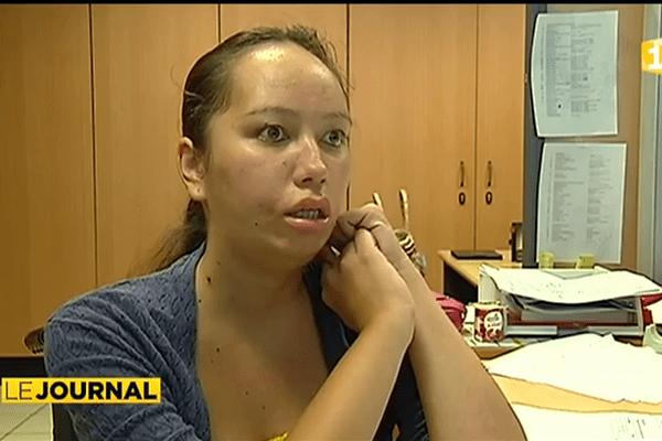 Hinanui, une femme myopathe pleine d'espoir malgré le difficile quotidien