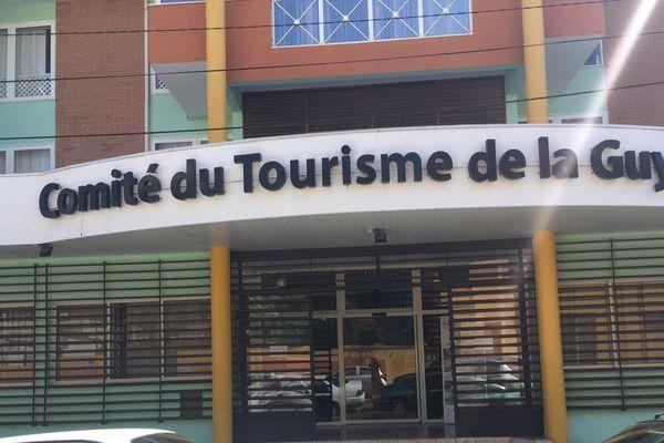 Comité du tourisme à Cayenne
