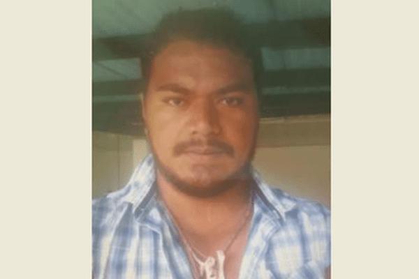 Samuele Ikasa porté disparu depuis le 11 novembre 2017.