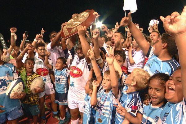 Victoire de l'Olympique rugby en championnat, 12 ocotbre 2019