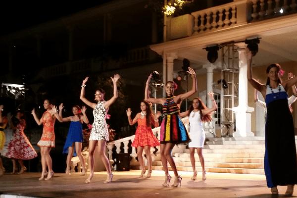 Répétition générale Miss Tahiti - 17 06 2015