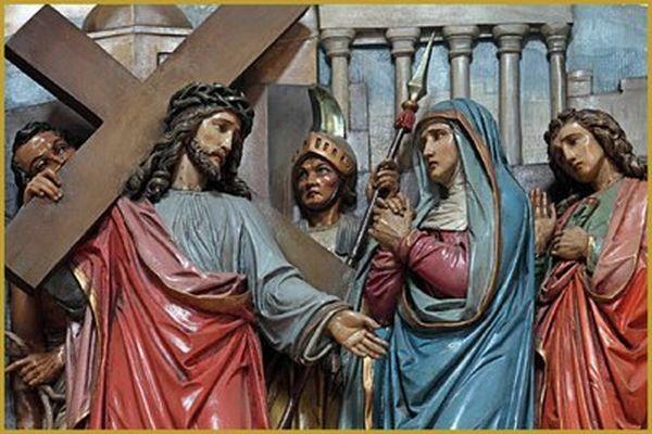 Jésus / croix / religion