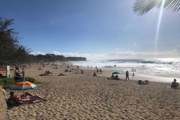 plage de Boucan Canot