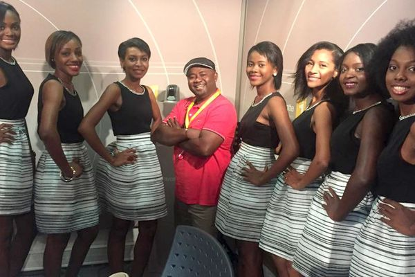 Election de Miss Mayotte 2015