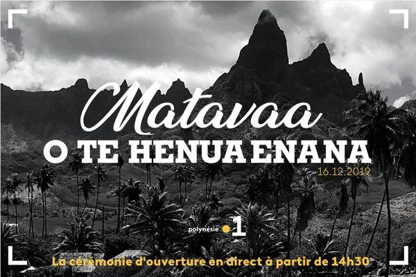 Matavaa : la cérémonie d'ouverture en direct
