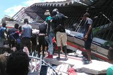 Beaucoup de blessés et d'importants dégâts matériels ont été enregistrés, selon un bilan partiel de la Protection civile.
