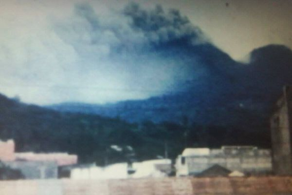 La Soufrière il y a 40 ans