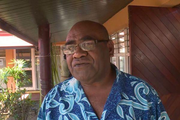 Robert Xowie, élection à la mairie de Lifou, 28 mai 2020
