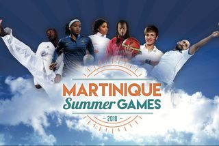 Martinique summer games