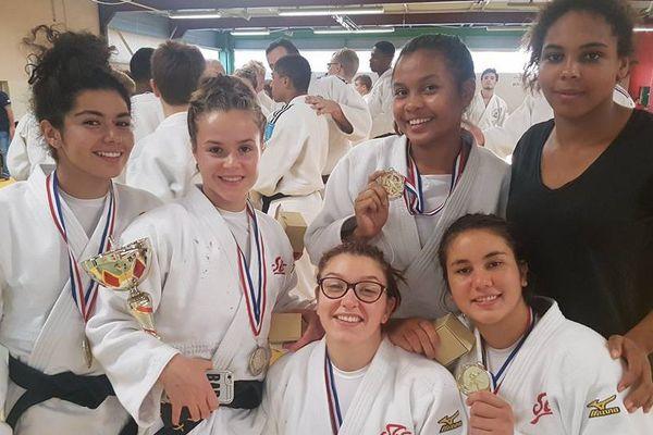 Bonne entamme de saison pour les judokas polynésiens en France