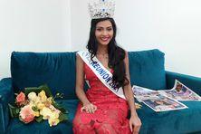 Dana Virin, Miss Réunion 2021