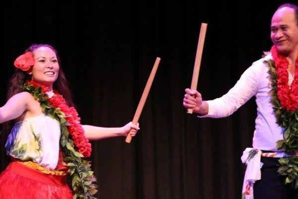 Danse de Hawaï