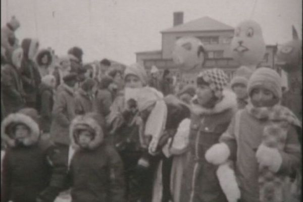 Archives du carnaval à Saint-Pierre-et-Miquelon
