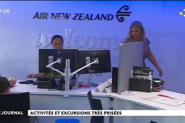 La nouvelle Zelande de plus en plus prisée par les polynésiens