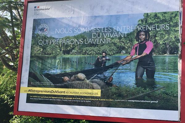 Campagne affichage Plan France Relance