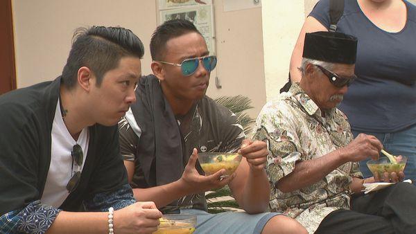 Journée récréative indonésienne