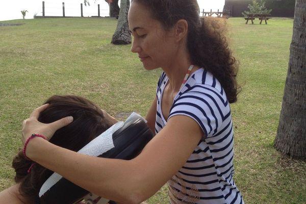Atelier d'apprentissage du massage - Tête