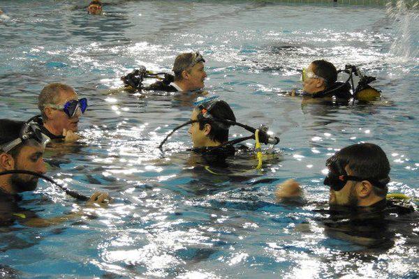 Examen de plongée : des élèves de Saint-Pierre et Miquelon se jettent à l'eau