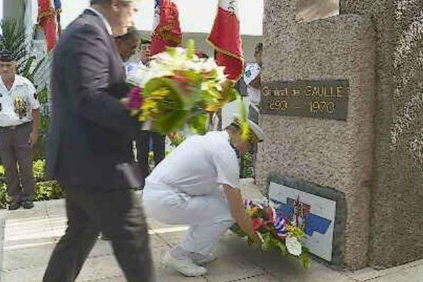 Ralliement de la Polynésie française à la France libre