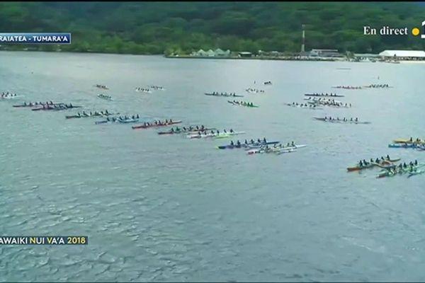 [REPLAY] Hawaiki Nui Va'a : Le meilleur de la course Juniors et Dames