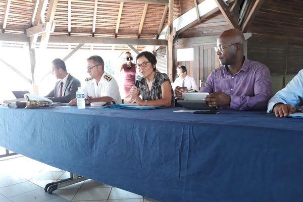 La réunion du comité local de suivi le 18 septembre 2017