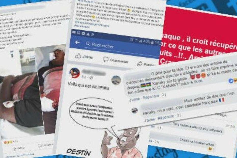 La cyber-haine, un phénomène grandissant en Calédonie - Nouvelle-Calédonie la 1ère
