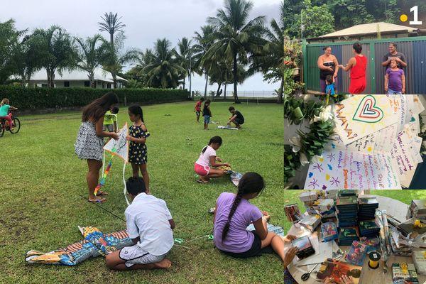 La fondation Anāvaia offert un généreux Noël aux associations du fenua