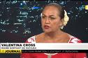 Municipales : Valentina Cross en piste pour un second tour