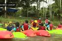Les enfants de Camopi s'initient au kayak