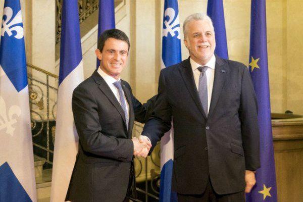La France et le Québec renforcent leur coopération dans le domaine maritime avec la création d'un Institut à Rimouski