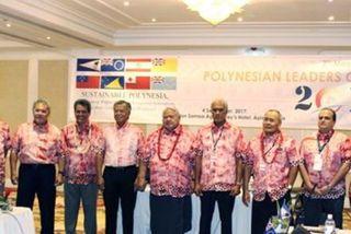 groupe leaders polynésiens