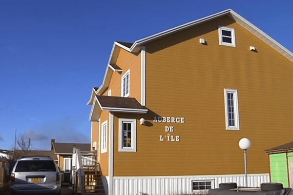 Auberge de lIle à Miquelon