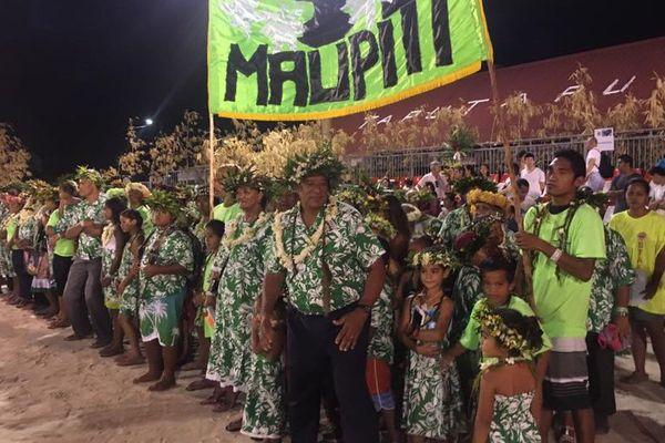 OUverture  festival des Raromatai a débuté