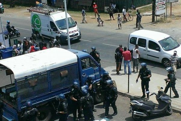 Affrontements Mayotte