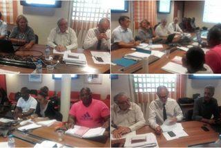 Un protocole d'accord signé après plus de deux mois de grève à l'hôpital de Cayenne