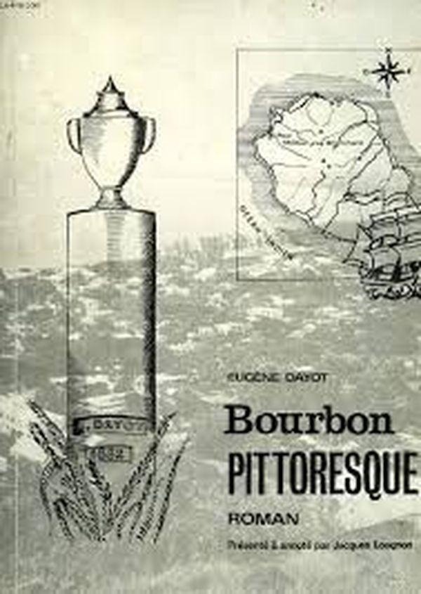 Couverture Bourbon pittoresque
